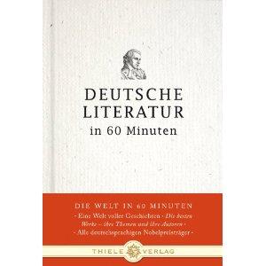 """Thomas Zirnbauer: """"Deutsche Literatur"""""""